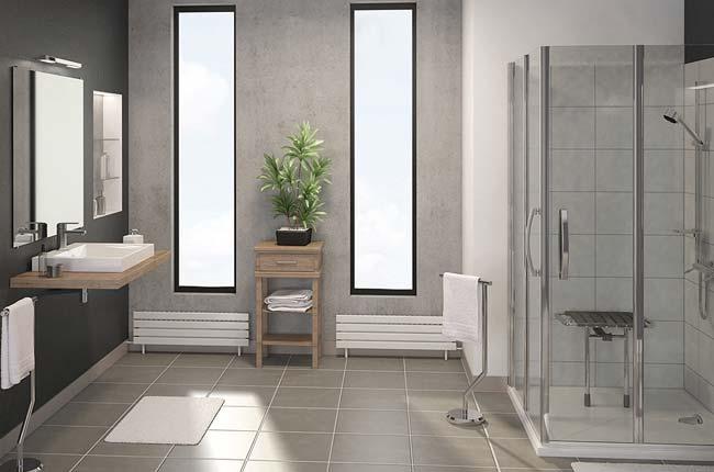 Salle de bain sénior : Mobilaug, aménagement salle de bain pour ...