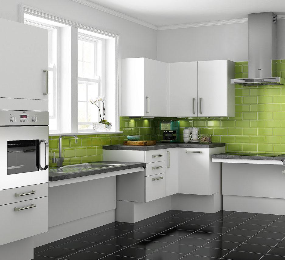 Cuisine Avec Plan De Travail Coulissant cuisine pmr : aménagements cuisine pour handicapé | mobilaug