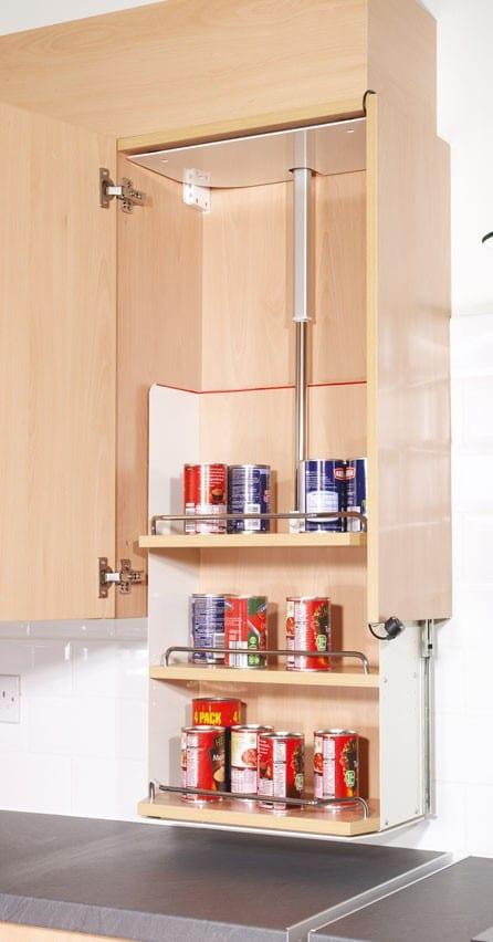 Cuisine pmr mobilaug am nagements et accessibilit cuisine pour handicap - Hauteur placard cuisine ...