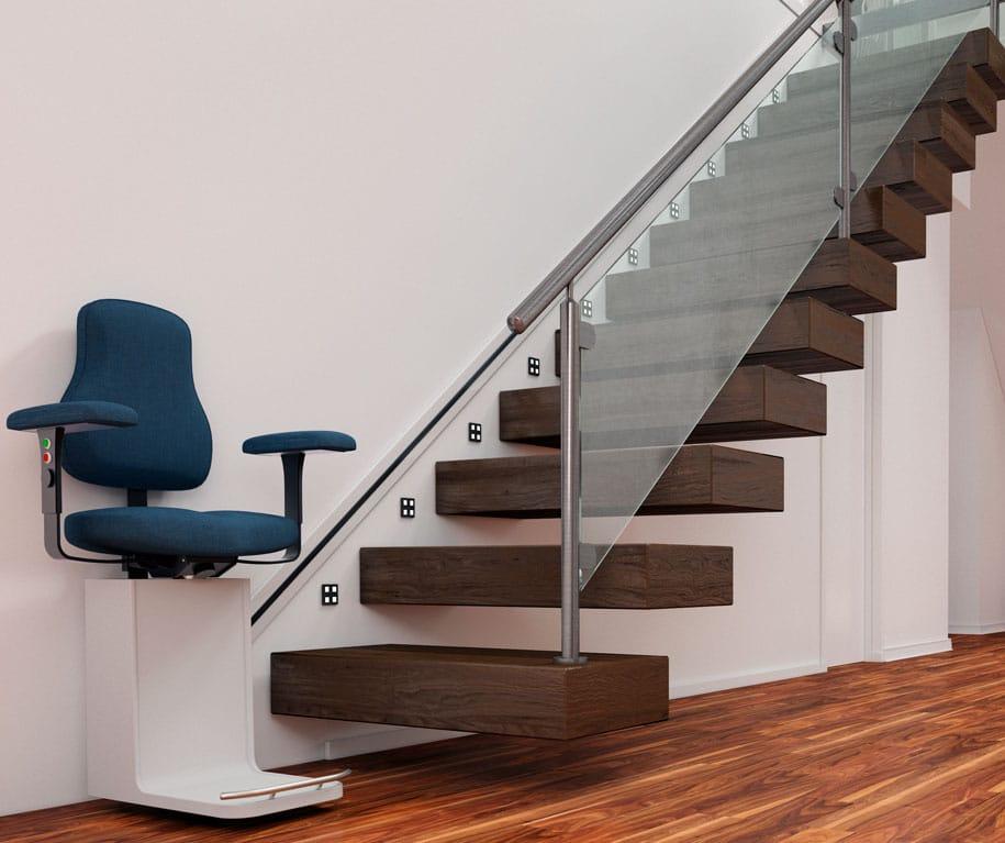 Monte-escalier