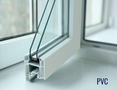 Menuiserie en PVC