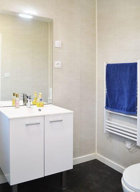 Salle de bains de l'extensions