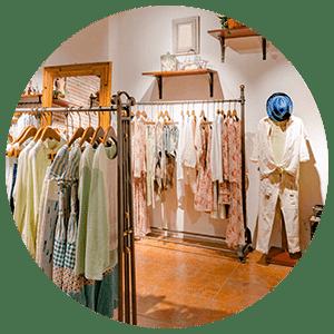 Boutique de vêtements pour femmes